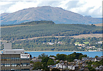 NS2776 : Greenock and the Rosneath peninsula by Thomas Nugent