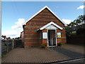 TM1065 : Mendlesham United Reformed Church by Geographer