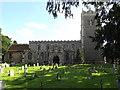 TM1065 : St.Mary's Church, Mendlesham by Geographer