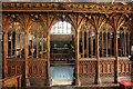 SX8261 : Rood Screen by Richard Croft