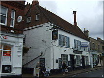 TM3863 : The White Hart, Saxmundham by JThomas