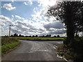TM0966 : Oak Farm Lane, Mendlesham by Adrian Cable