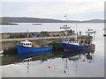V8639 : Jetty at Ahakista by Oliver Dixon