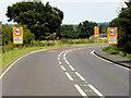 TF6816 : Lynn Road, East Winch by David Dixon