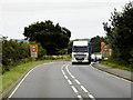 TF6816 : East Winch, Lynn Road (A47) by David Dixon