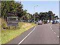 TF6622 : Queen Elizabeth Way near to Castle Rising by David Dixon