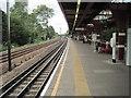 TQ5586 : Upminster Bridge Underground station, Greater London by Nigel Thompson