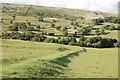 SE0598 : Earthworks east of Grinton by Bill Harrison