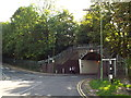 TQ0296 : Railway bridge, Chorleywood by Malc McDonald