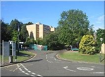 SU9850 : Surrey University campus by Given Up