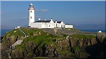 C2347 : Fanad Head Lighthouse and Buildings by James Emmans