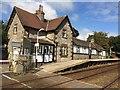 SD3975 : Kents Bank Station by John Darch