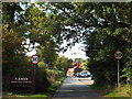 TL0101 : Country lane at Flaunden by Malc McDonald