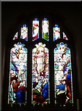 TQ1605 : Sompting - St Mary's - East Window by Rob Farrow