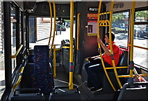 ST5772 : On board the 506 by Anthony O'Neil