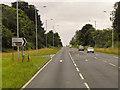 TF6724 : Queen Elizabeth Way near to Castle Rising by David Dixon