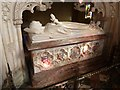 SP0327 : Sudeley - Tomb of Katherine Parr (1512-1548) by Rob Farrow