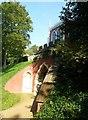 SO8610 : Painswick Rococo Gardens - Eagle House vault by Rob Farrow