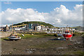 SN5881 : Aberystwyth Harbour by Ian Capper