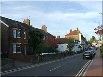 TQ6057 : High Street, Borough Green by Chris Whippet