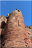 NS6859 : Prison Tower, Bothwell Castle by Billy McCrorie