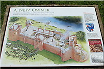 NS6859 : History of Bothwell Castle by Billy McCrorie