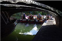 SO9491 : Historic Boaters Gathering by Ian Taylor