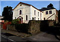 SO2603 : Southeast side of High Street Baptist Church, Abersychan by Jaggery
