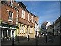 SP2864 : Northwest on Swan Street, Warwick by Robin Stott