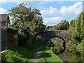 SP1592 : Dicken's Bridge in Minworth by Mat Fascione