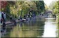 SP1391 : Fishermen on the Birmingham & Fazeley Canal by Mat Fascione