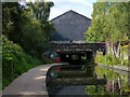 SP1090 : Factory built over the Birmingham & Fazeley Canal by Mat Fascione