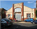 TQ2705 : Hove Drill Hall, Marmion Road, Hove by Simon Carey