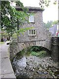 NY3704 : Ambleside – Bridge House by Peter S