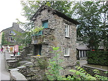 NY3704 : Ambleside – Bridge House on Rydal Road by Peter S