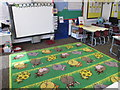 TQ2482 : Classroom, Ark Brunel Primary Academy by David Hawgood