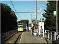 TQ3669 : Tram leaving Beckenham Road by Malc McDonald
