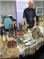 TQ3380 : Illegal crocodile, turtle etc products, Custom House by David Hawgood