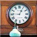 SH7882 : Capel Tabernacle Clock by Gerald England