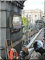 NS5964 : Albert Bridge restoration work by Thomas Nugent