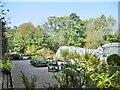 SJ5770 : Stonyford, nursery by Mike Faherty