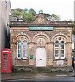 SD8263 : Lloyd's Bank, Settle by Julian Osley