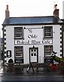 "SD8163 : ""Ye Olde Naked Man Cafe"", Market Place, Settle by Julian Osley"