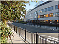 TQ3882 : Bow School  by Stephen McKay