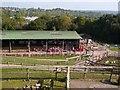 ST2795 : Animal stalls, Greenmeadow Farm by Robin Drayton