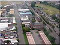 NS5069 : Whitecrook, Clydebank by M J Richardson