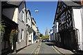 SJ1258 : Castle Street, Ruthin by Jeff Buck