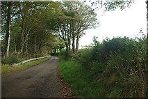 SH3436 : Ffordd i Lannor - Road to Llannor by Alan Fryer