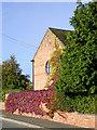 SJ8512 : Barn conversion in Wheaton Aston, Staffordshire by Roger  Kidd