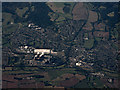 SK0518 : Rugeley from the air by Thomas Nugent